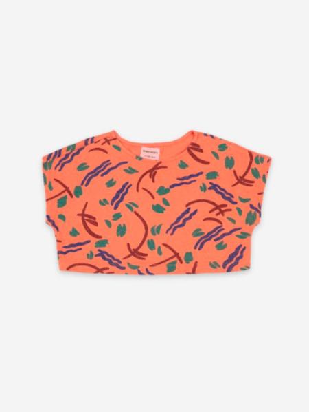 Kids Bobo Choses Cropped Sweatshirt