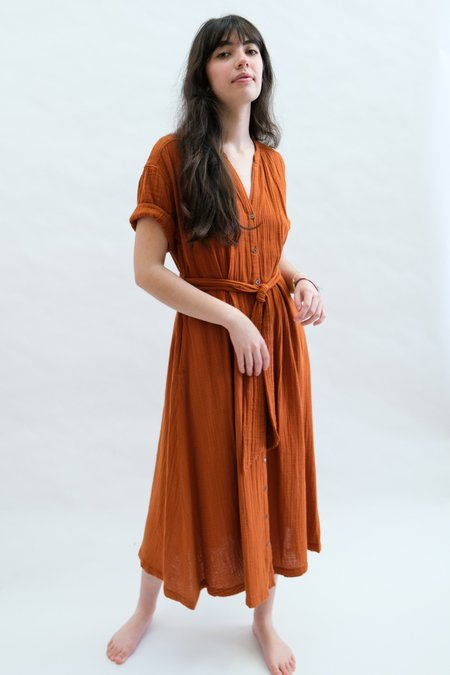 Xirena Cate Dress - Earth Tone