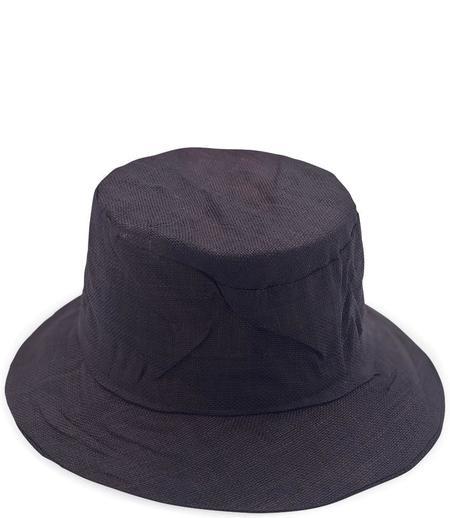 Reinhard Plank Oust Viscose Hat - Brown