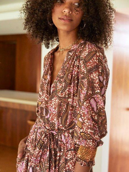 Xirena Olsen Dress - Libra Batik
