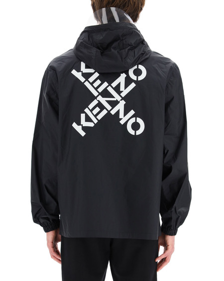 Kenzo Short Scooter Jacket - Black