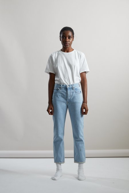 Still Here New York Beach Tate Jeans - Vintage Blue