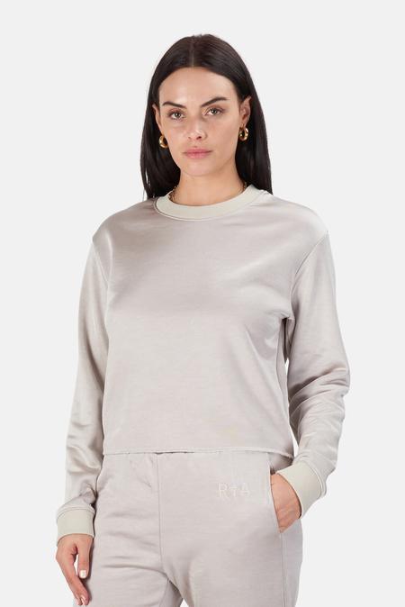 RtA Myles Sweater - Porcelain