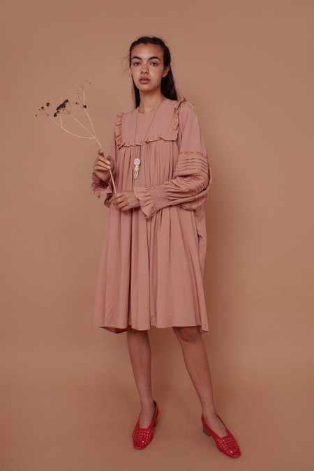Meadows Fleur Dress - Blush