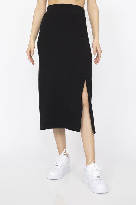 Corinne Collection Novia Skirt - Black