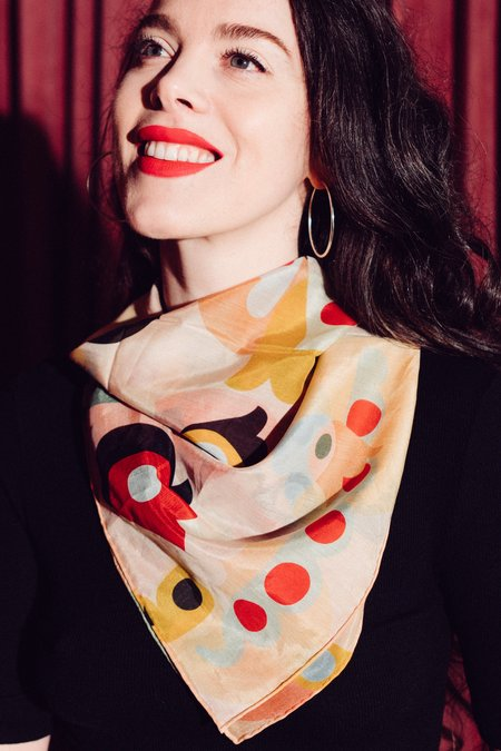Eloi Bandana scarf