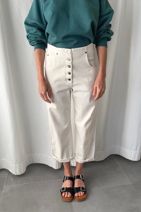Rachel Comey Elkin Pant - Dirty White