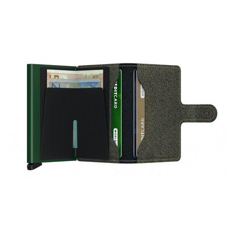 SECRID Mini Wallet - Twist Green