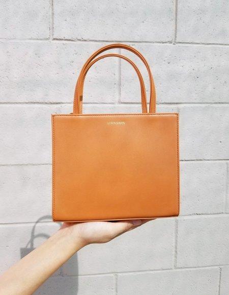 Le Bon Shoppe Petite Shopper Bag - Caramel