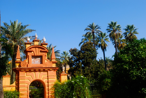 Geography 541 Hola from Seville, Spain