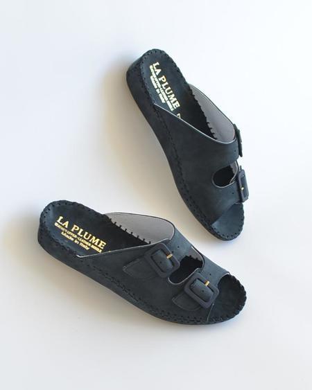 Vamp Shoes La Plume Jen - Navy
