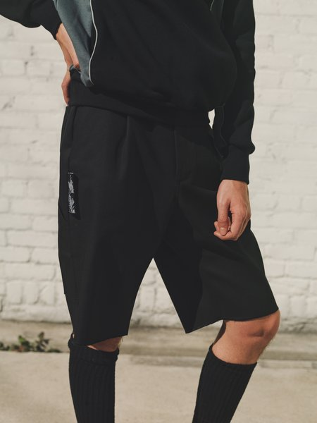 GR10K AD Ring Patch Shorts - Black