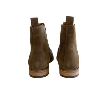 National Standard Edition 14 High Leather M14-19F-010 boots - Natural