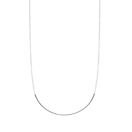 Maksym Collier Colgdl Necklace - Silver