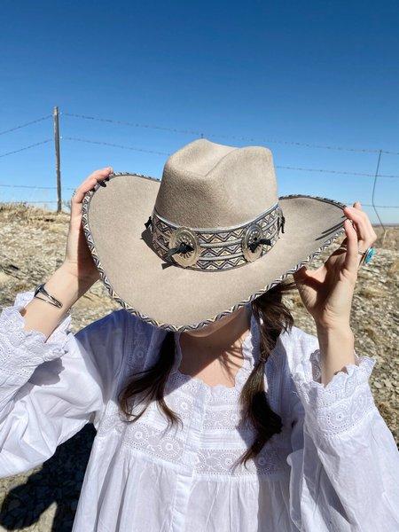 Vintage RISING MOON RANCH HAT
