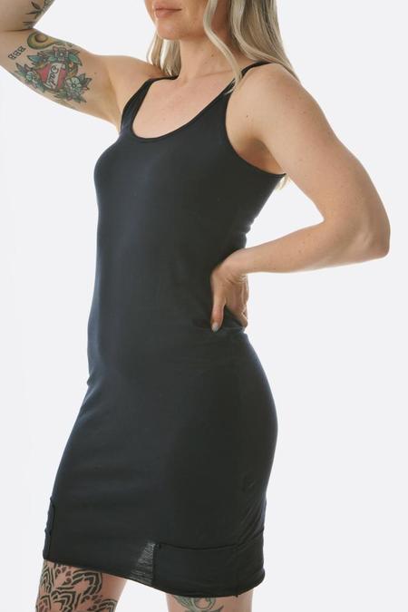 MJ Watson Slip Dress - Black