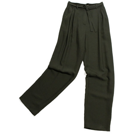 Humanoid Sorto Sheen Trousers - Rainforest