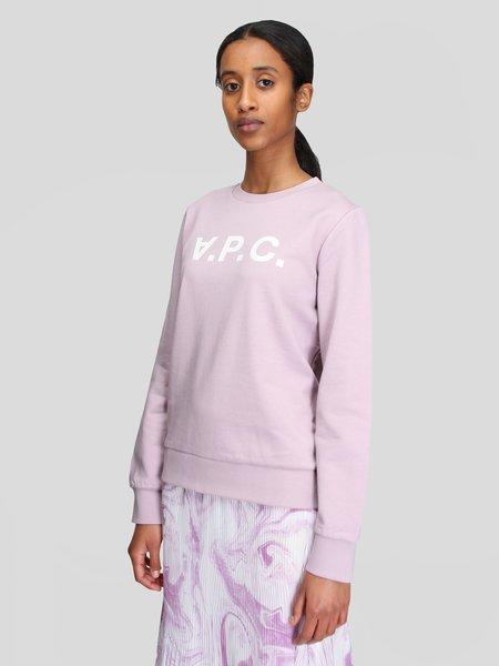 A.P.C. Viva Sweat - Parme