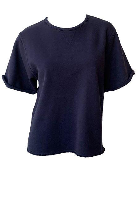 Emerson Fry Shorty Sweatshirt - Washed Black