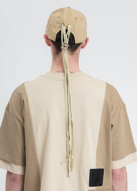 Komakino Twist Drill Sliced Cap - Beige