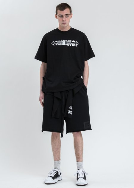 Komakino Hope Punch Logo T-Shirt - Black