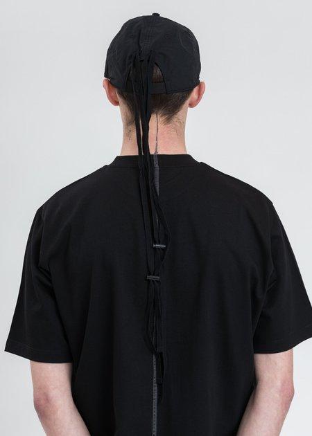 Komakino Twist Drill Sliced Cap - Black