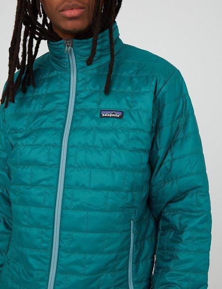 Patagonia Nano Puff Jacket - Borealis Green