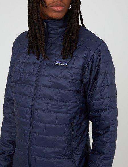 Patagonia Nano Puff Jacket - Classic Navy Blue