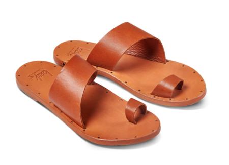 Beek Finch Sandals - Tan/Tan