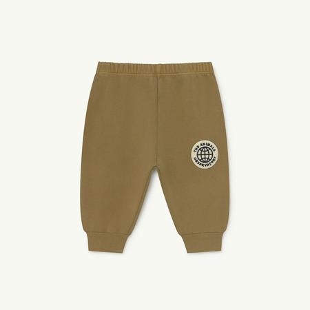 kids The Animals Observatory Dromedary Baby Pant - Green Planet