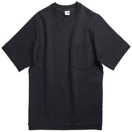 NN07 Denzel Tshirt - Black