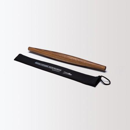 Milan Rolling Pin - Black Walnut/Maple