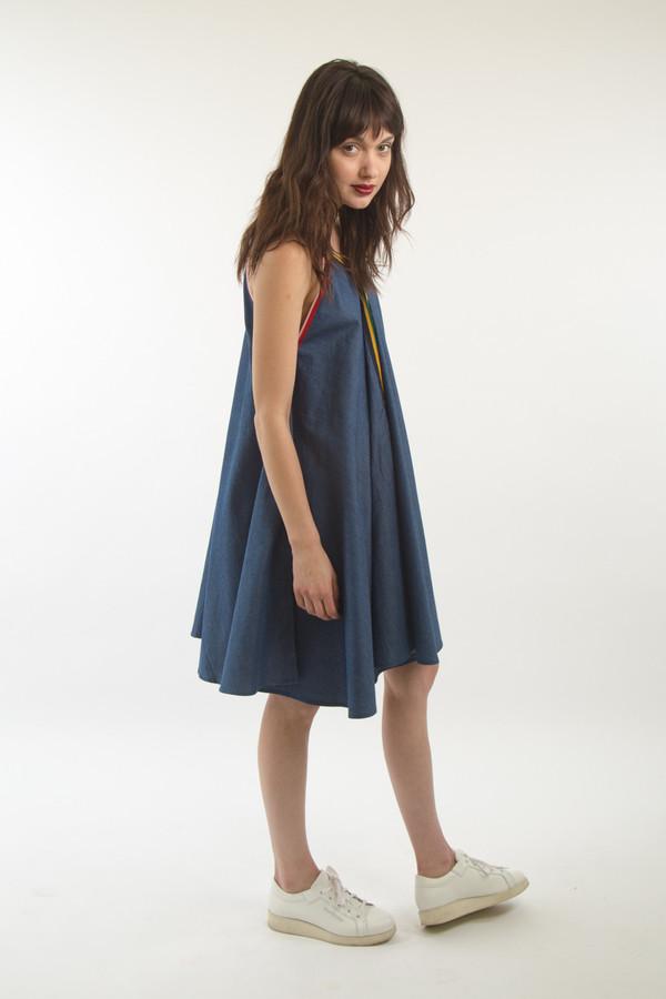 Starstyling Circle Strap Dress
