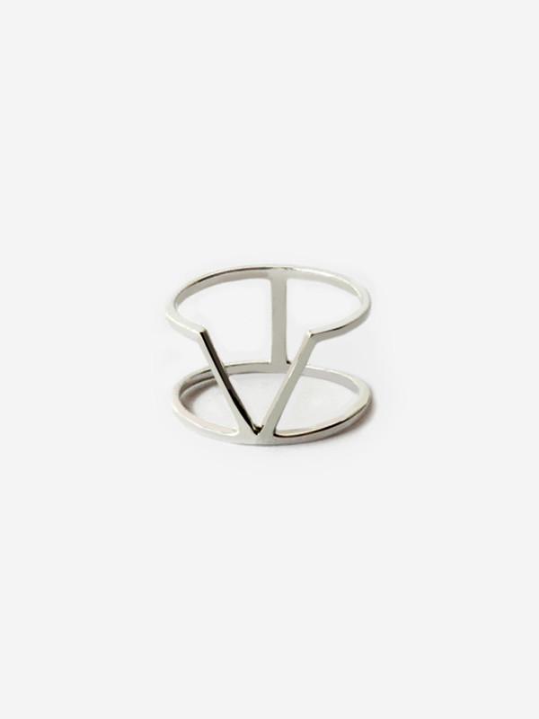Still House Dara Ring Silver