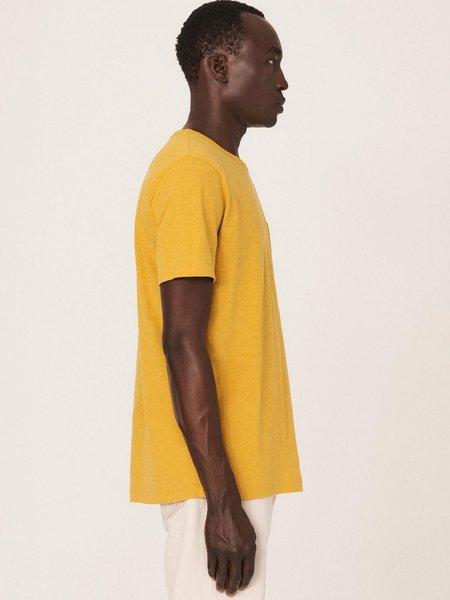 YMC Wild Ones Pocket T-Shirt - Yellow
