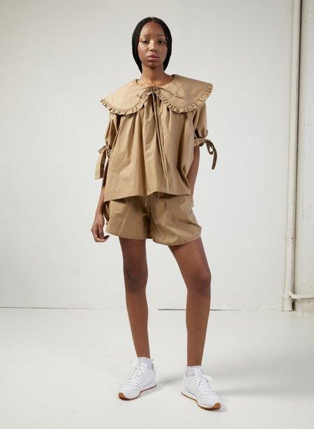 Eliza Faulkner Bailey Shorts - Khaki