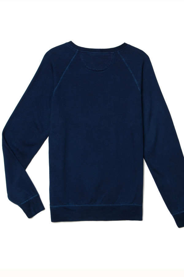 Older Brother Cleaner Cotton Raglan Fleece