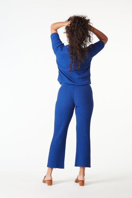 Rue Stiic Shae Knit Pant - BOYD BLUE