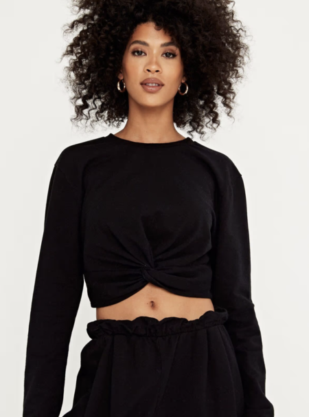 Project Social T florence twist top