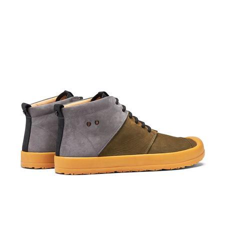 Volta Footwear Gumsole Mid Sneakers - Lumberjack