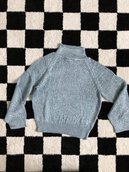 MILA ZOVKO JONI Sweater - Arctic Blue