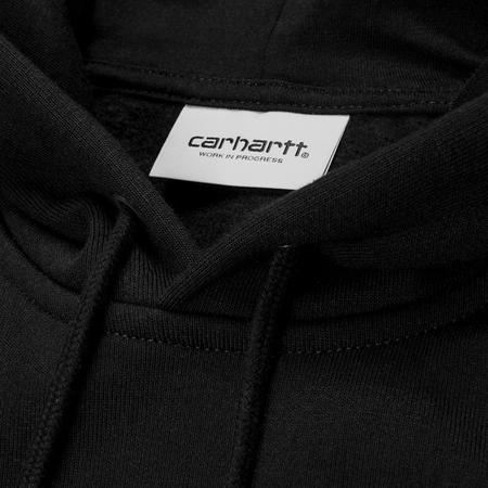 CARHARTT WIP Chase Hoodie sweater - Black
