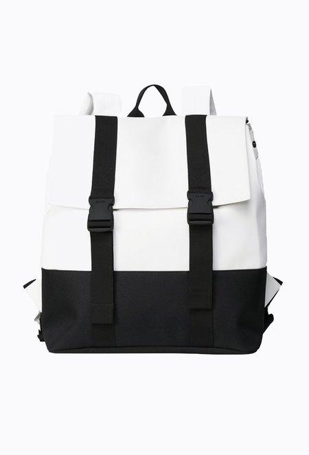 Unisex Rains Buckle Msn Backpack - Off White