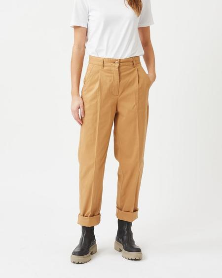Minimum Stino Casual Pant - Apple Cinnamon