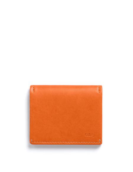 Bellroy Slim Sleeve Wallet Burnt Orange
