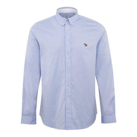 Paul Smith Zebra Tailored Shirt - Blue