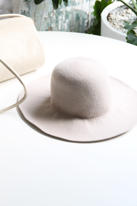 BROOKES BOSWELL NEWELL WOOL HAT