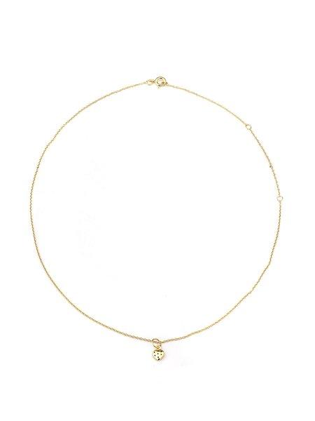 CINCO Li Necklace - Gold