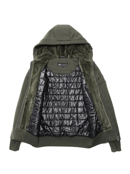 MOOSE KNUCKLES M HIS FASHION BUNNY COAT - OLIVE