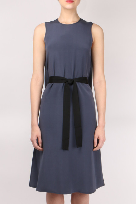 GOSILK Go Black Belt Dress